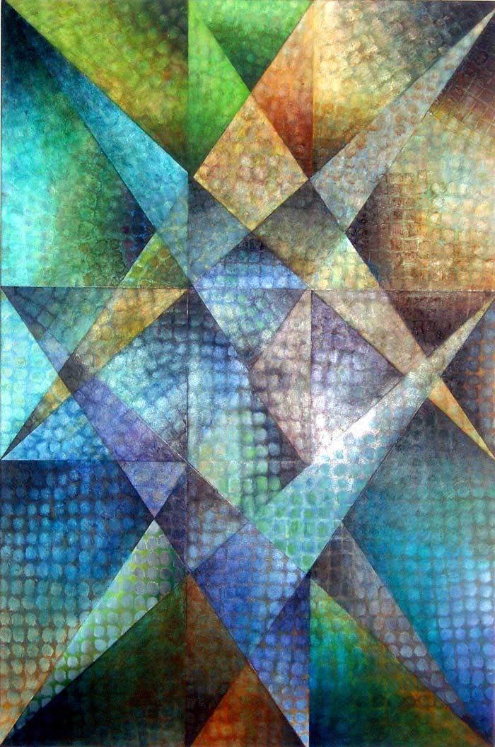Cubist Golden Section