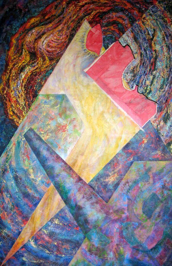 Mars II Painting