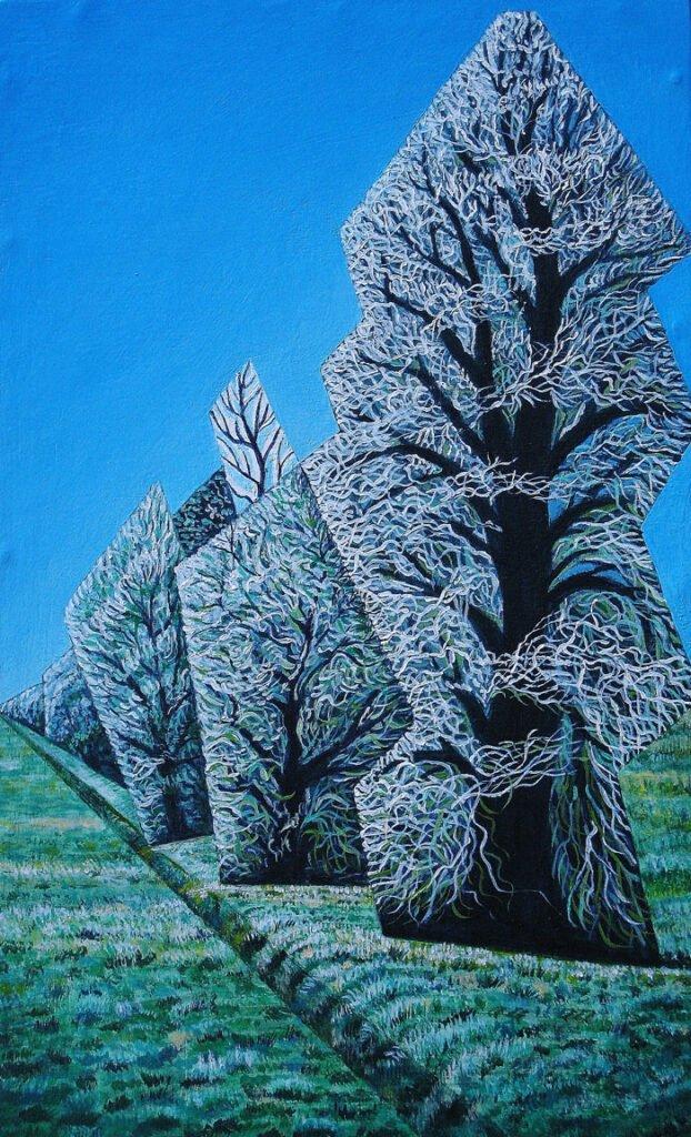 Frosty Mentmore - Landscape Hybrids