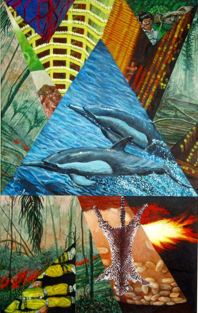 Endangered Species: No.1