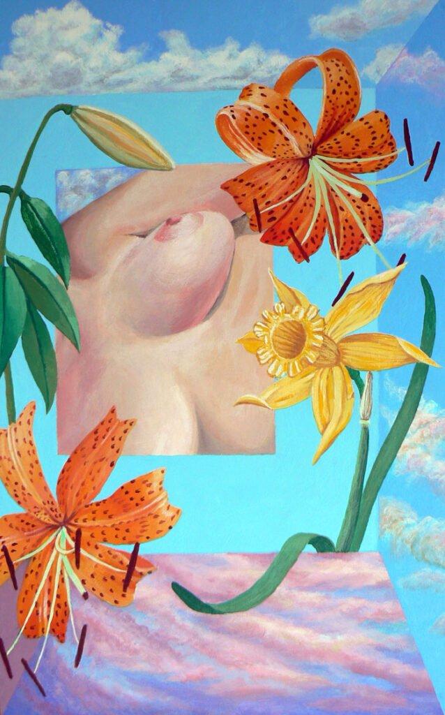 Forecast - Hybrid Paintings