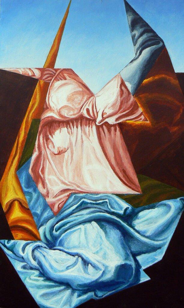 Doni Tondo - Hybrid Paintings
