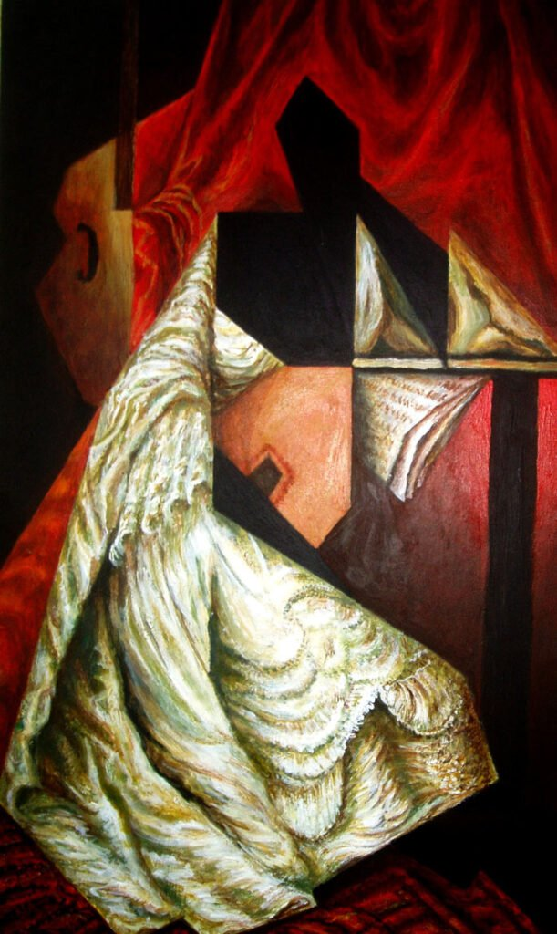 Miss Ann Ford - Hybrid Paintings
