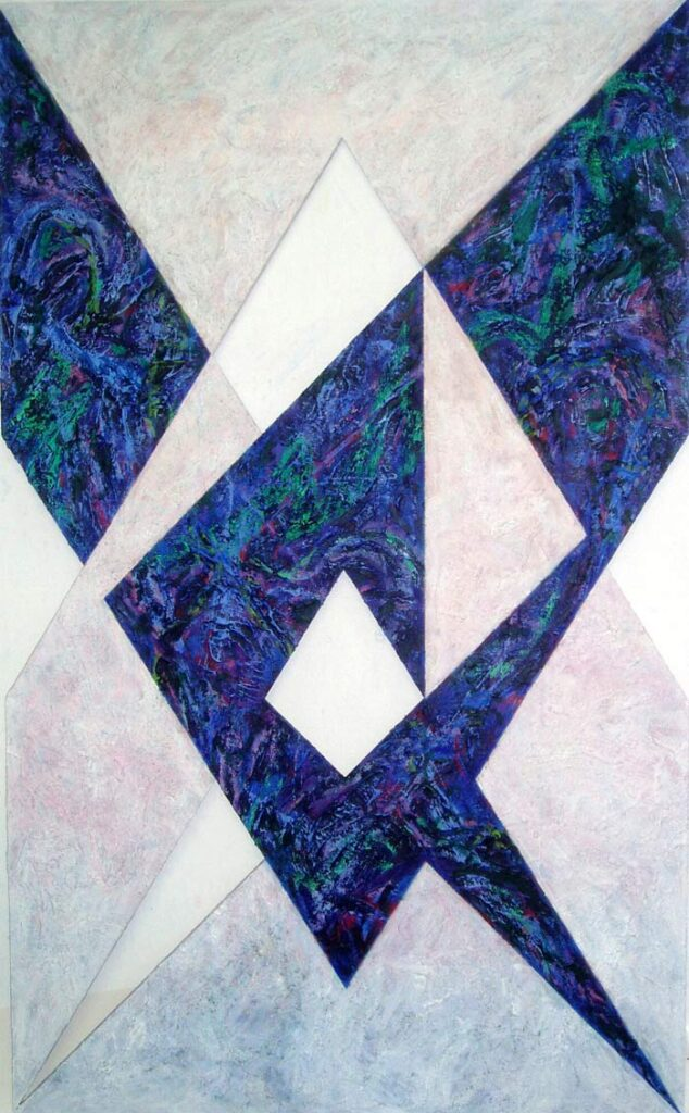 Phoenix - Shaped Paintings