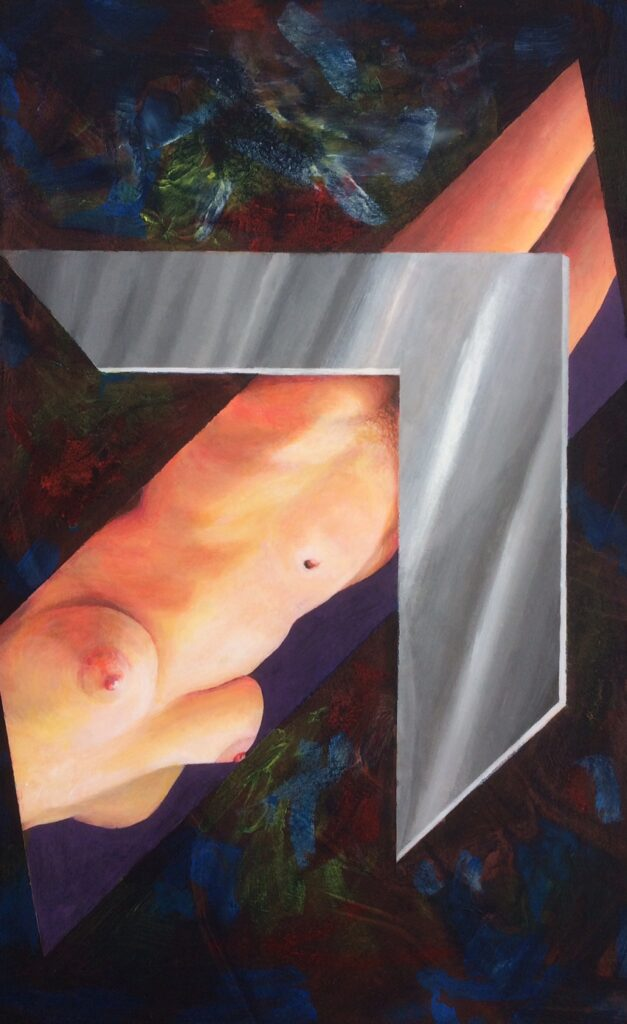 Fragile Body No. 4 (Breast)